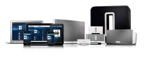 SONOS – The Smartest Way to Control Your Music!