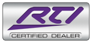 RTI Certified Dealer